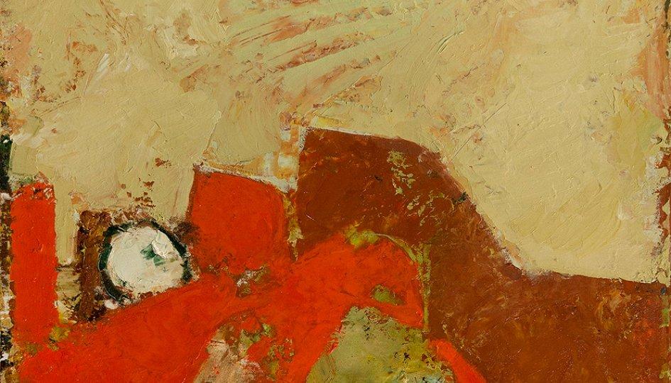 Выставки: Валерий Сахатов и Вигинтас Станкус. На поверхности/Paviršiuje