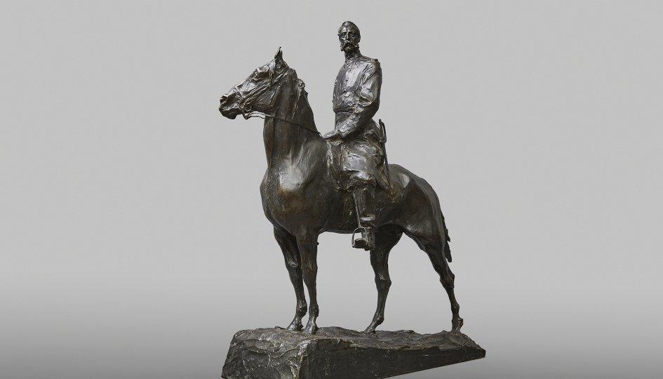 Выставки: Скульптор Паоло Трубецкой
