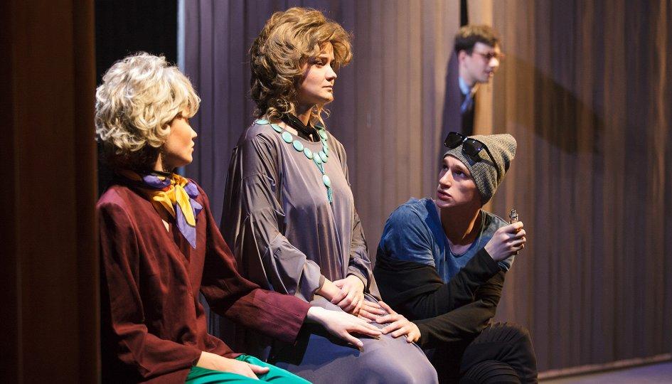 Театр: Как ставится пьеса, Новосибирск