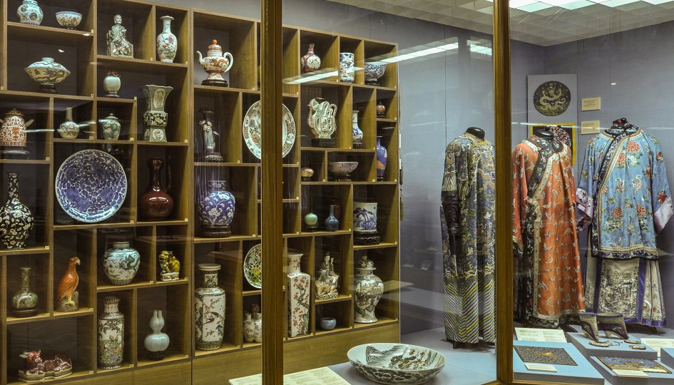 Выставки: Искусство Китая