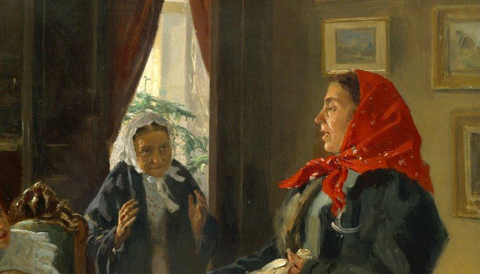Выставки: Главные герои. Избранные произведения из коллекции Самарского художественного музея