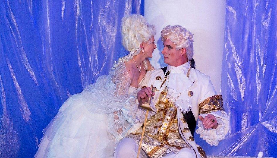 Театр: Любовь — книга золотая, Нижний Новгород