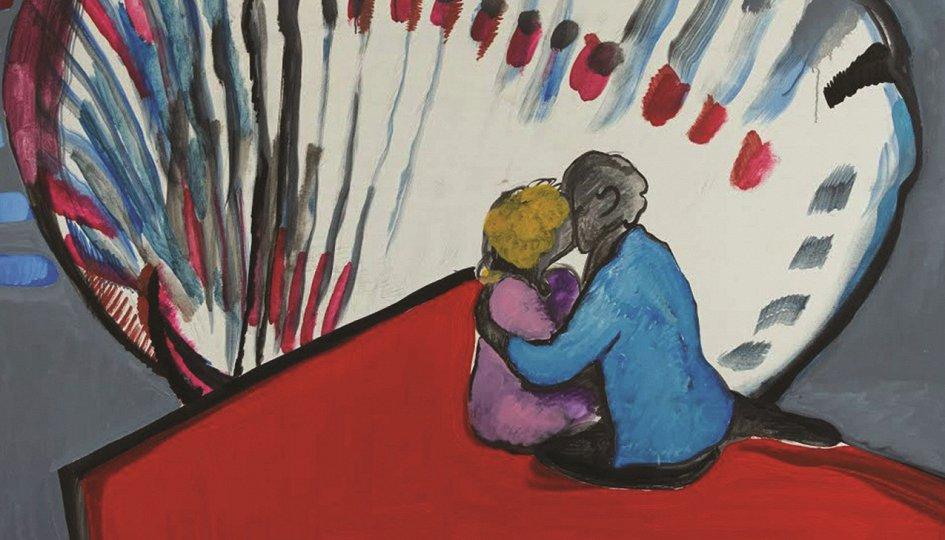 Выставки: Ирина Эльдарова. Девушки предпочитают нефтяников