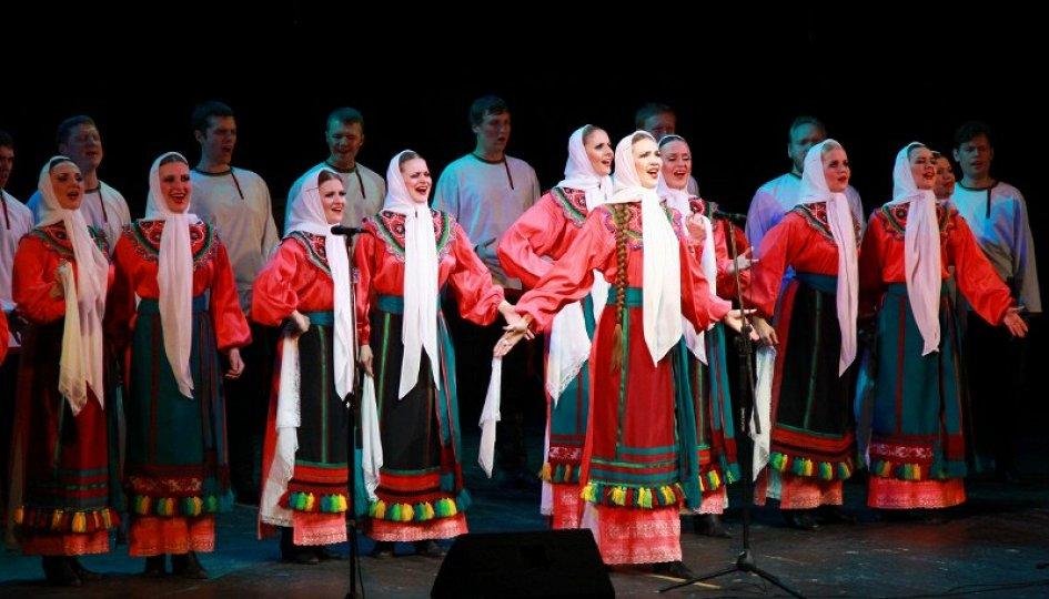 Концерты: «Наша Родина — Урал»: Уральский народный хор