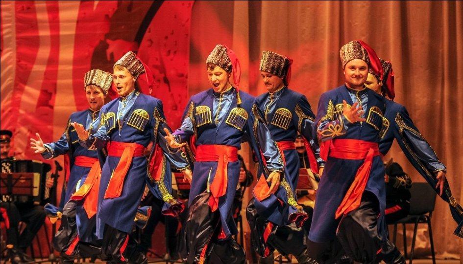 Концерты: «Сибирская вольница»