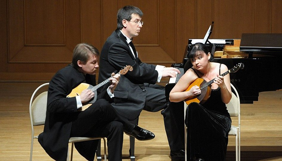 Концерты: Солисты программ «Классик-концерт»