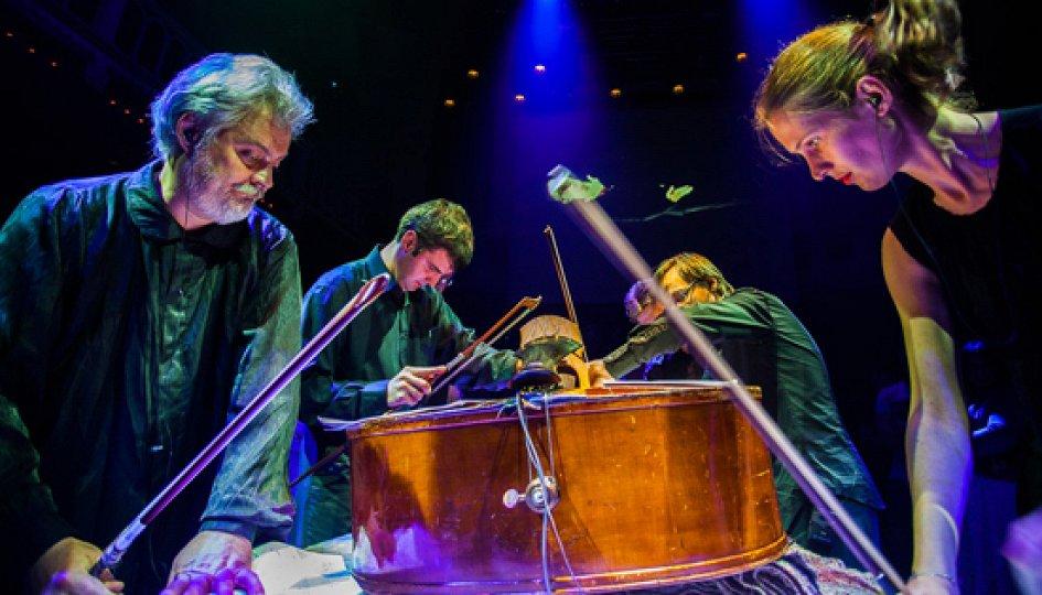 Концерты: Московский ансамбль современной музыки