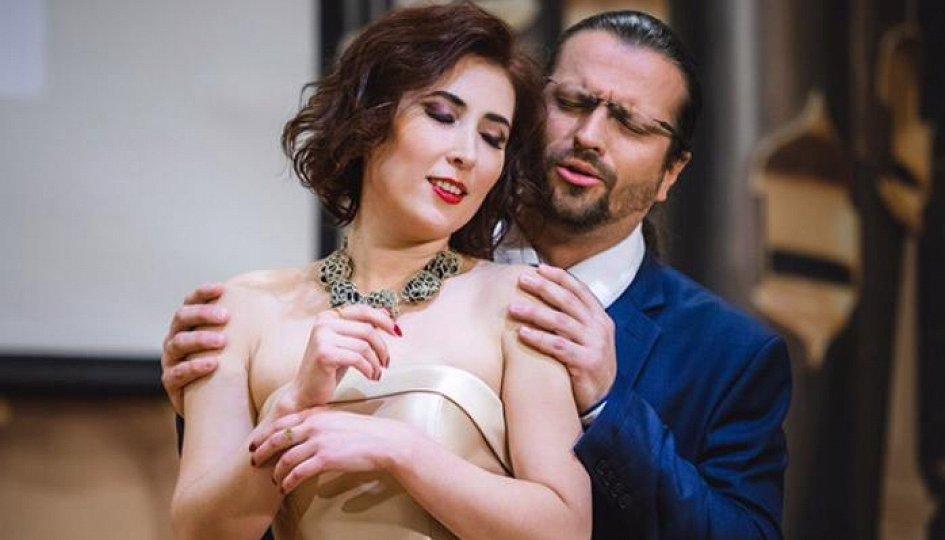 Концерты: «Вечер французской оперы»