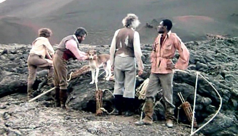 Кино: «Таинственный остров»