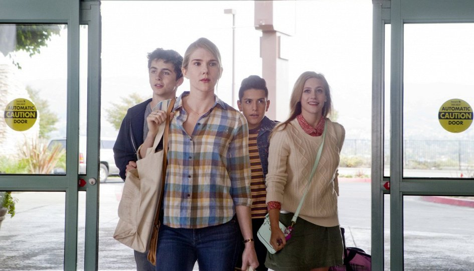 Кино: «Miss Stevens»