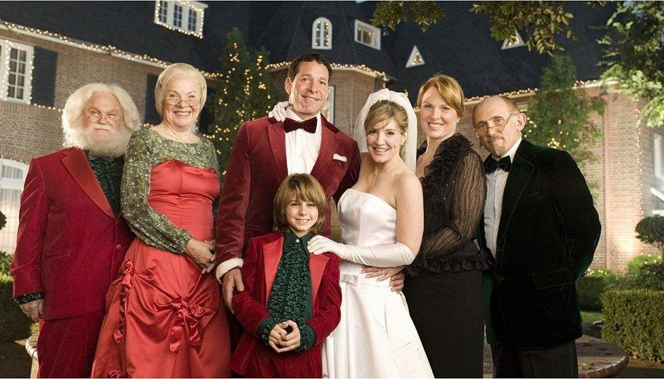 Кино: «Одинокий Санта желает познакомиться с миссис Клаус»