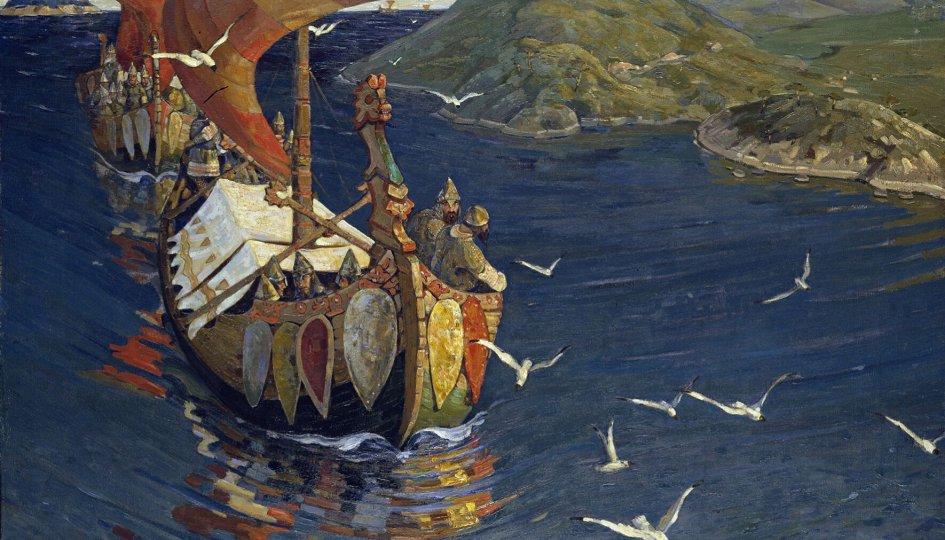 Выставки: История Музеев Рериха в Новосибирске и на Алтае