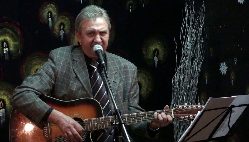Концерты: Михаил Калинкин