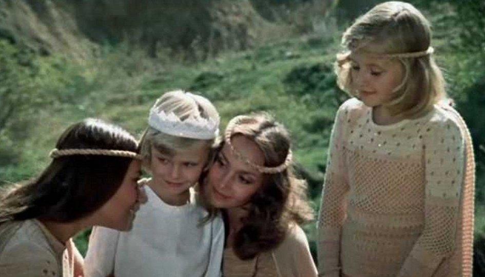 Кино: «Детство Бемби»