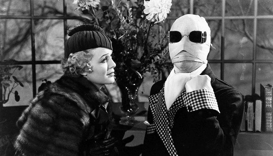Кино: «Человек-невидимка»