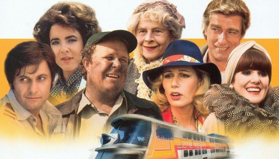 Кино: «Большой автобус»