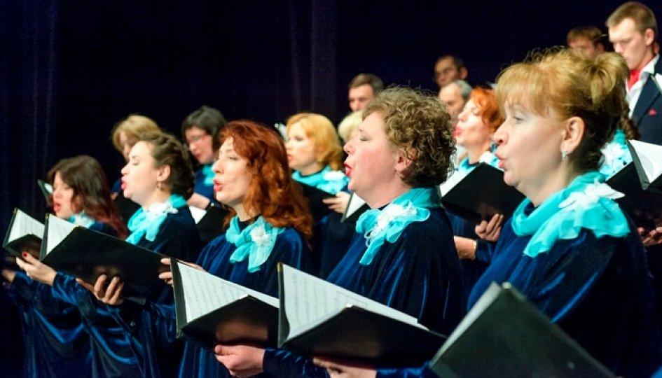 Концерты: «Демественная литургия»: Владимир Хомяков, камерный хор им. В.В. Михальченко