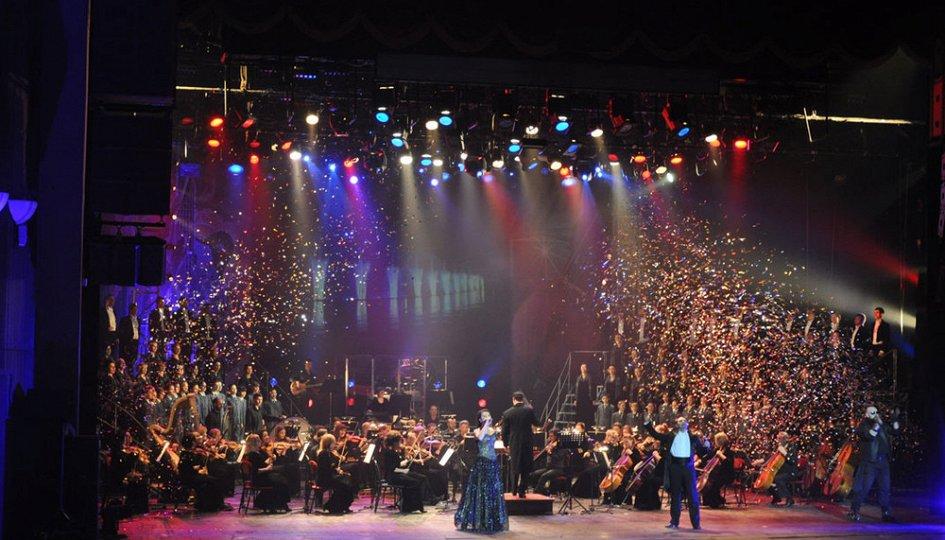 Концерты: «Симфо-рок 1»