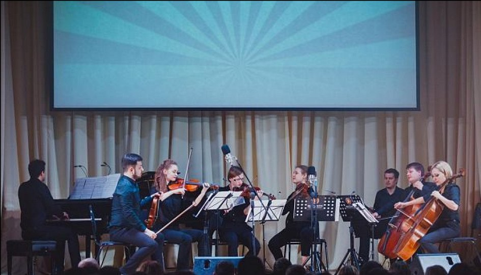 Концерты: Камерный оркестр Belcanto-orсhestra