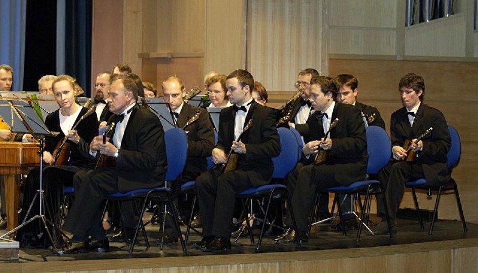 Концерты: Русский оркестр им. Андреева. Дирижер Дмитрий Хохлов