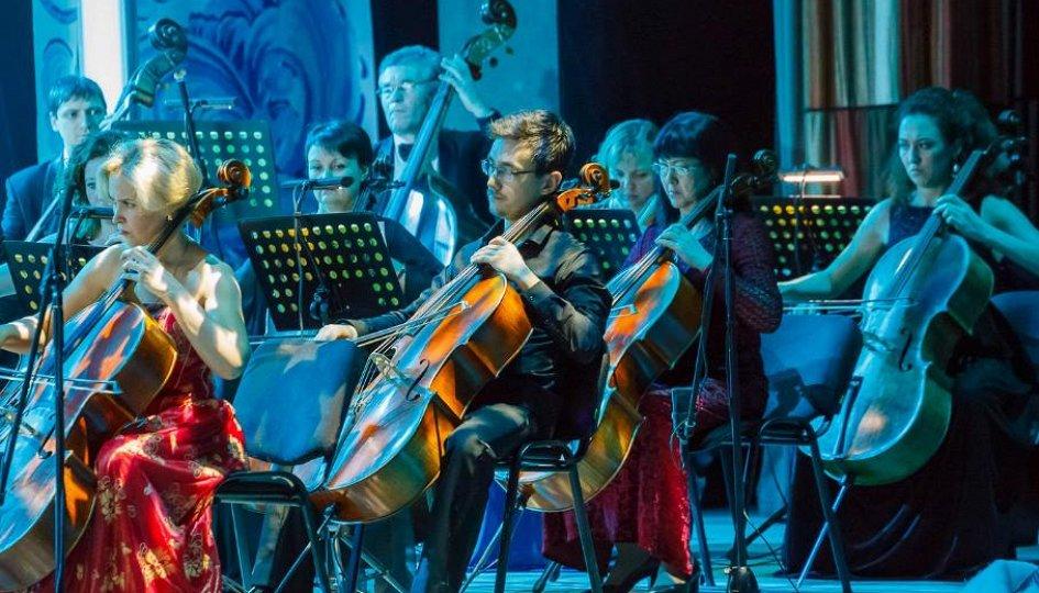 Концерты: Национальный симфонический оркестр. Музыкальная сборная России