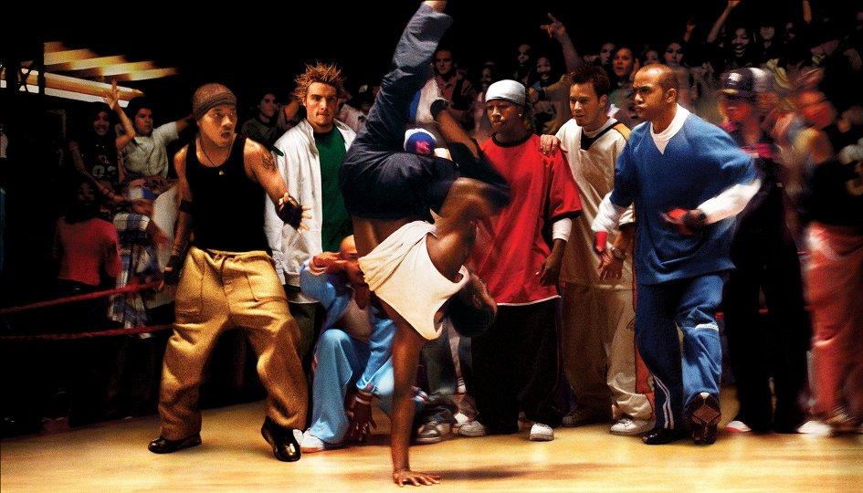 Кино: «Танцы улиц»