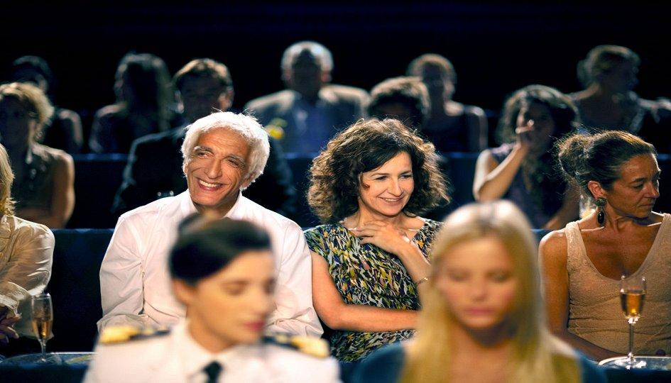 Кино: «Добро пожаловать на борт»