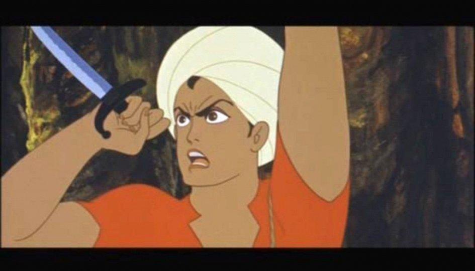 Кино: «Приключения Синдбада»