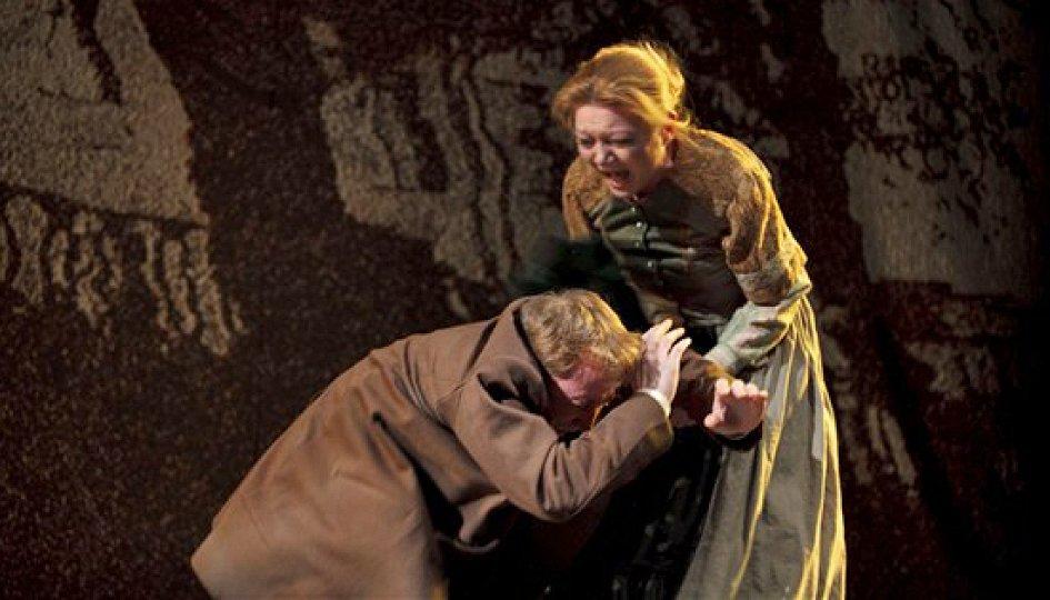 Театр: Преступление и наказание, Москва