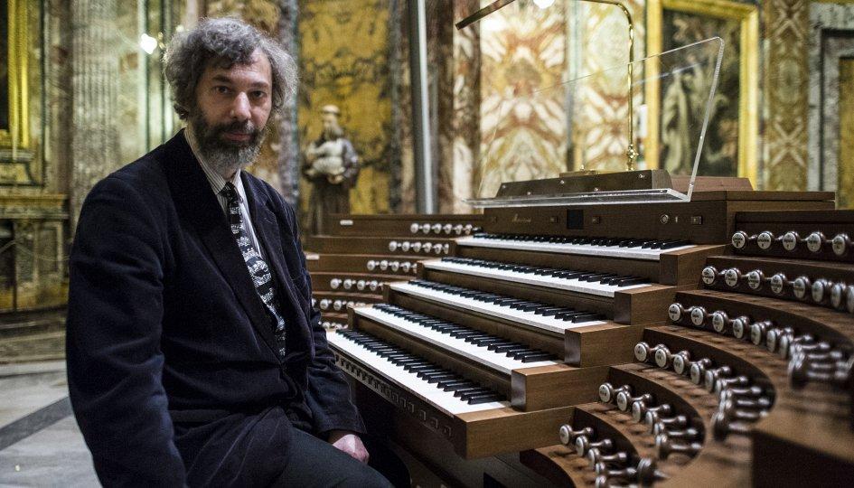 Концерты: Даниэль Зарецкий (орган, Петербург)