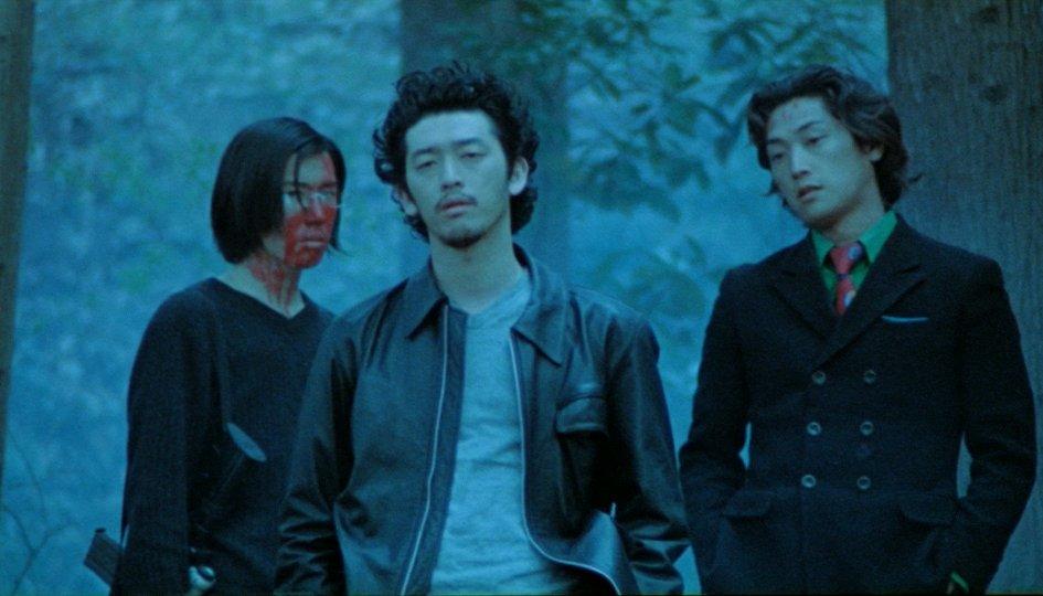 Кино: «Противостояние»