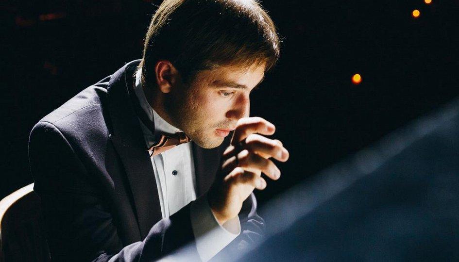 Концерты: «Лунный свет»: Владислав Чепинога
