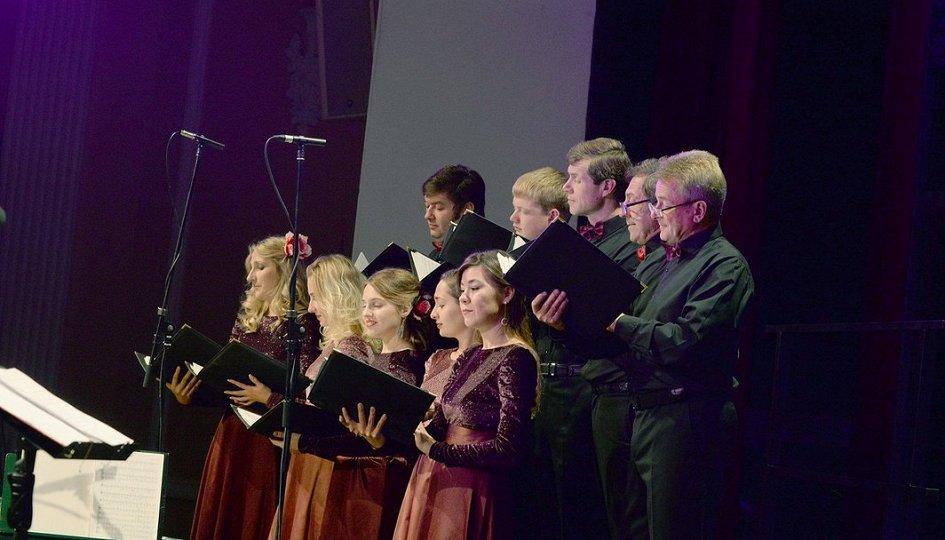 Концерты: «Маркелловы голоса»