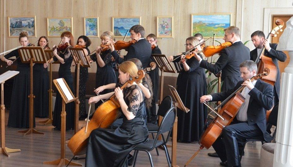 Концерты: «Музыка великих»: «Премьер-оркестр»