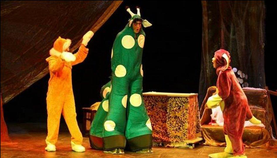 Театр: Королевство забытых игрушек