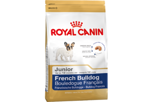 Корм royal canin bulldog 12