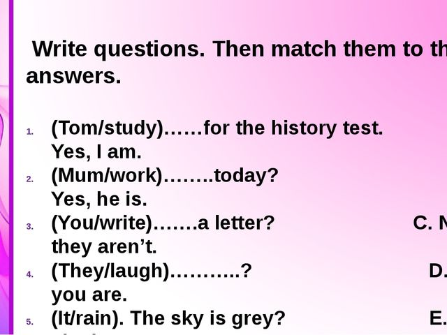 Write my class vii english question paper