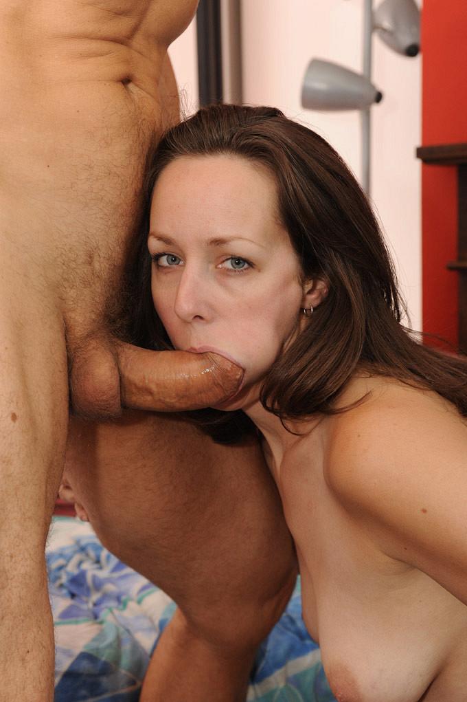 Sloppy wet lesbian pussy licking