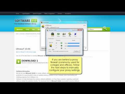 UltraSurf 1704 Download for Windows FileHorsecom