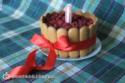 Торт для ребенка своими руками с фото