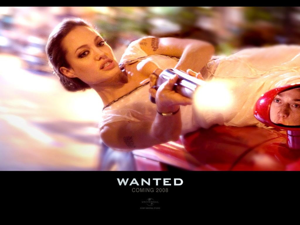 Wanted 2008 Full Movie - HD Movies