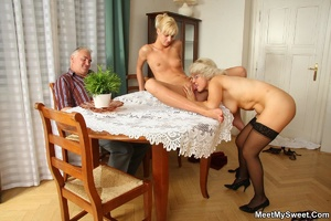 Anita blond getting fucked