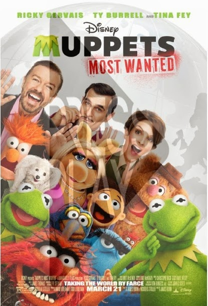 Muppets Most Wanted - watch movies online free