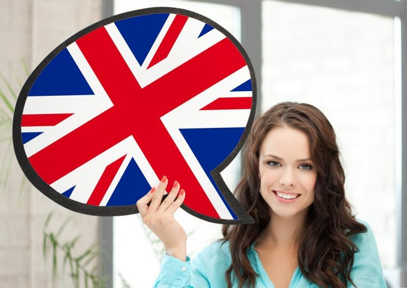 English girl dating american
