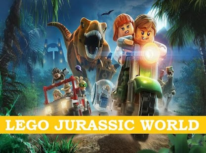 LEGO Jurassic World - FREE DOWNLOAD CRACKED