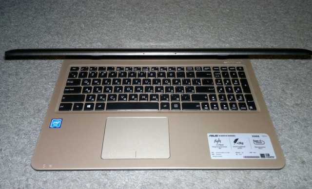Manuale asus x540s