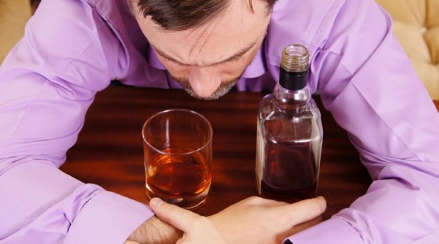 Помощь от хронического алкоголизма