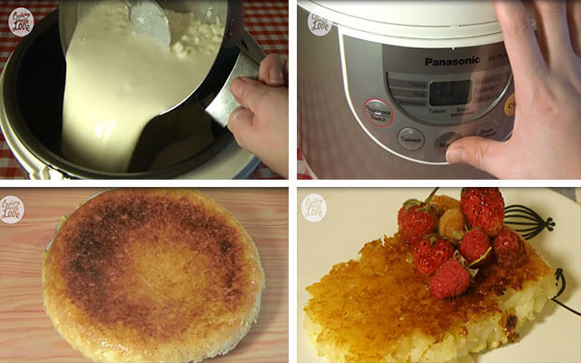 Сдоба в мультиварке рецепты с фото