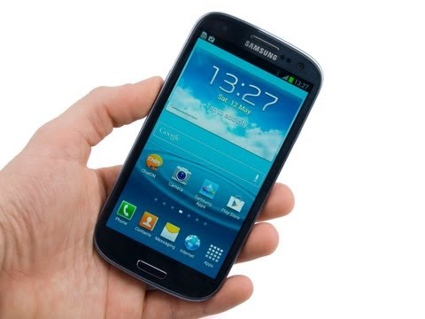 How to Download Manual for Samsung Galaxy S3