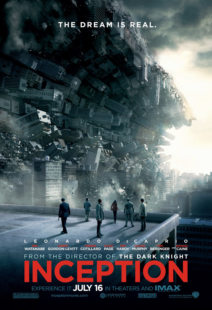 Watch Inception Full Movie Online - Video Dailymotion